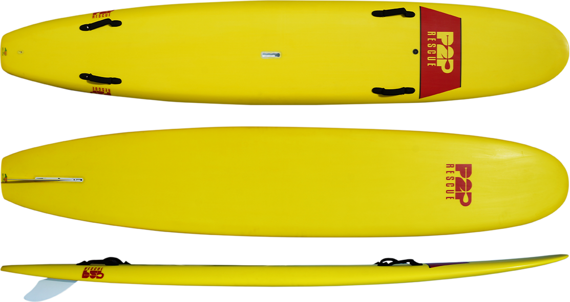 Surf Rescue Stand Up Paddle Board 3 views